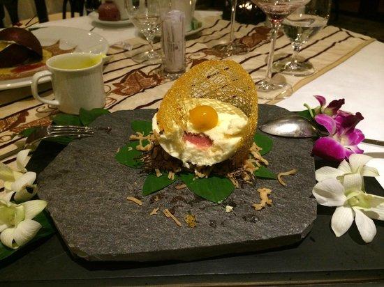 La Residence Hue Hotel & Spa - MGallery by Sofitel: Bird's nest - degustation
