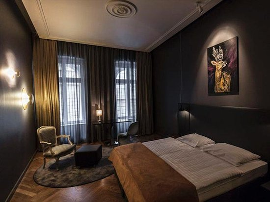 Casati Budapest Hotel : SCHRSTDRoom