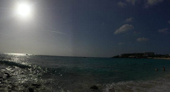 Simpson Bay Resort & Marina: beach