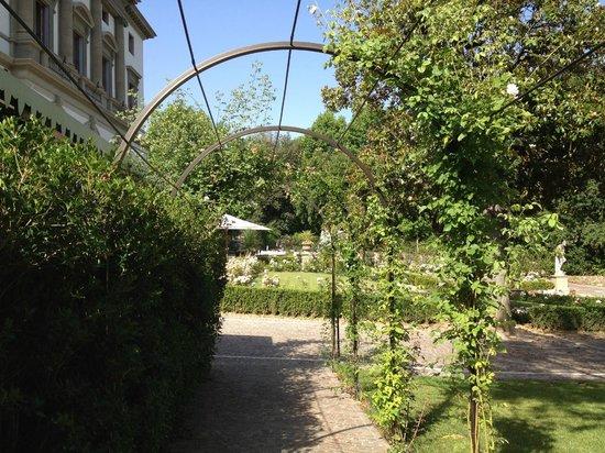 Villa Cora : giardino