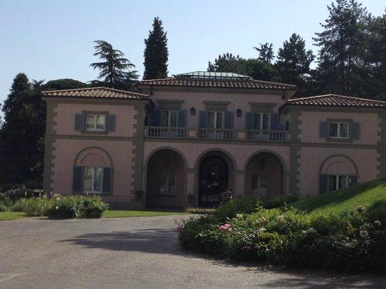 Villa Cora : l'hotel