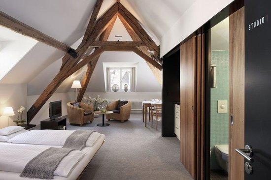 Limmathof Baden Hotel & Spa: Studio Hotel & Novum Spa