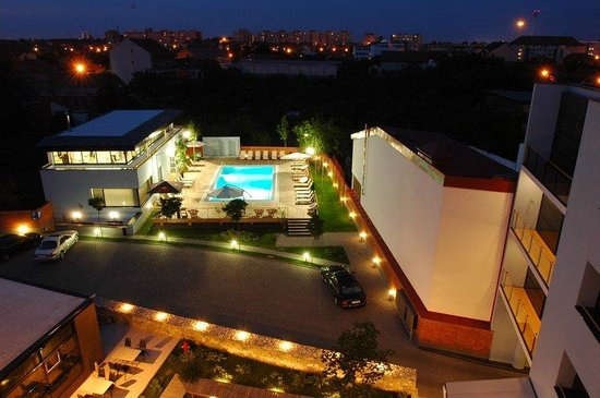 Photo of Hotel Reghina Blue Timisoara