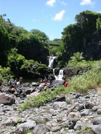 Ohe'o Gulch: All the pools from the first pool