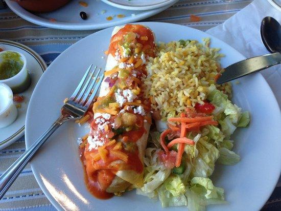 La Casa Mexicana: Chicken Fajita Dinner