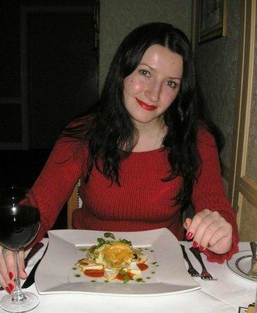 Hotel Mazurkas: Restaurant - interior is nice, food is average.