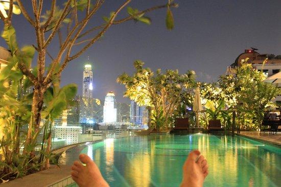 Hotel Muse Bangkok Langsuan, MGallery Collection: swimming pool area