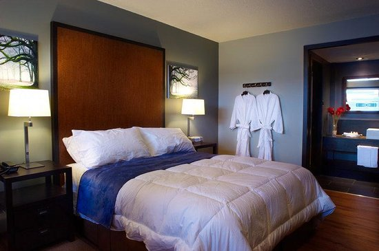 Centro Motel: King Bed Room