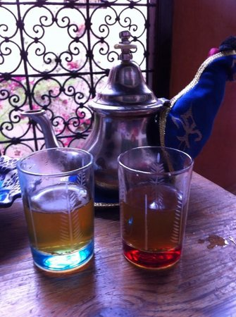 Riad Maison Belbaraka: Servicio en la habitación