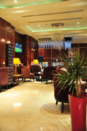 Crowne Plaza Al Khobar: Lobby Lounge 2