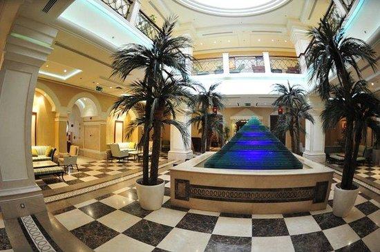 Crowne Plaza Al Khobar: Palm Court Area