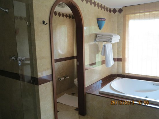 Amboseli Serena Safari Lodge: Bathroom
