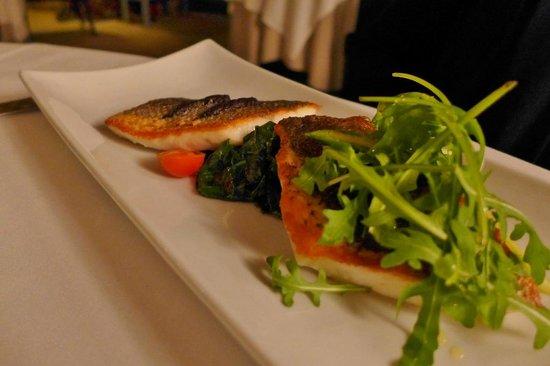 Restaurante Oleum: Frischer Fisch