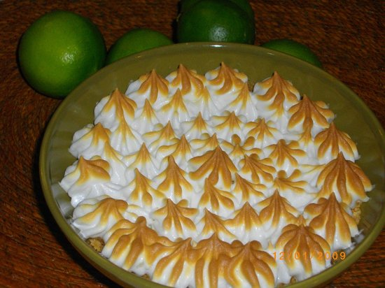 La Cabana del Pescador: home of the best key lime pie on the island