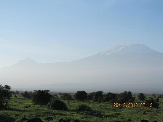 Amboseli Serena Safari Lodge: Kilimanjaro