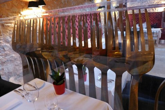 Restaurante Oleum: Ambiente