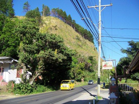 La Casa de la Abuela: view from the front