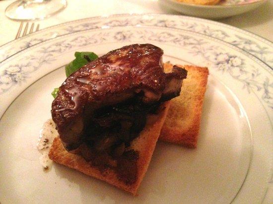 Abbie's Kitchen: Foie Gras