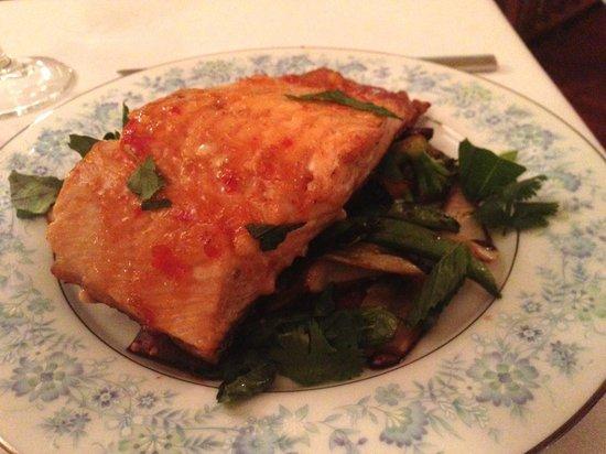 Abbie's Kitchen: Salmon
