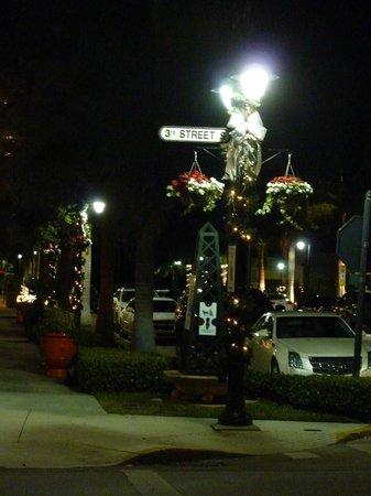 Third Street South : 3 avenue-navideña