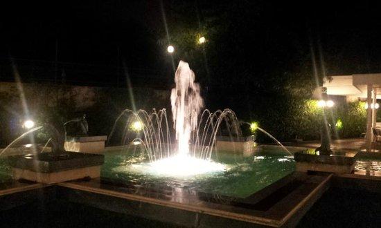 Domus Caesari: giochi d'acqua