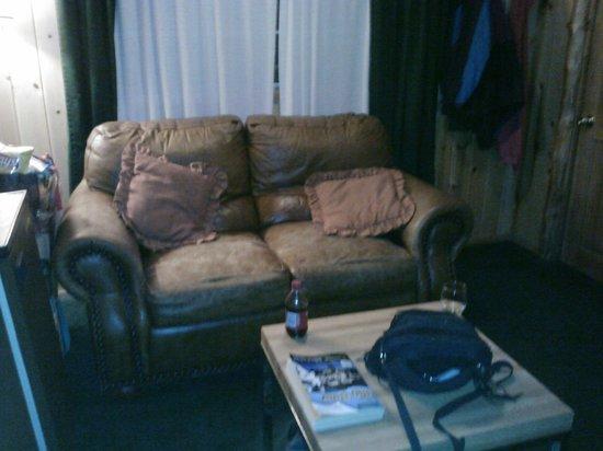 Black Forest Lodge: Sofa