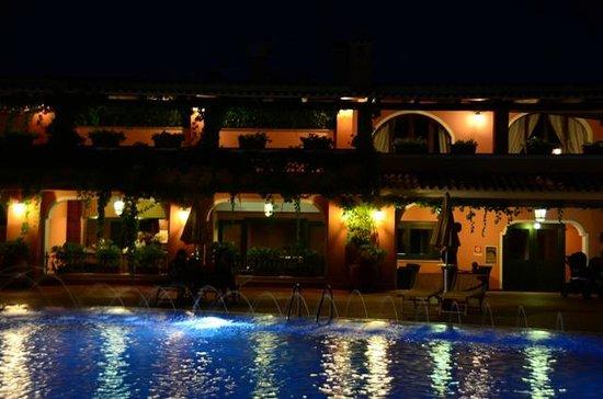 Hotel Cala Ginepro Resort&Spa : Cala Ginepro By Night