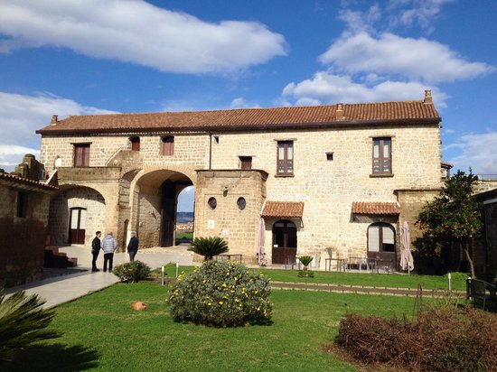 San Marco Evangelista, Italia: Masseria a quaranta!!!!