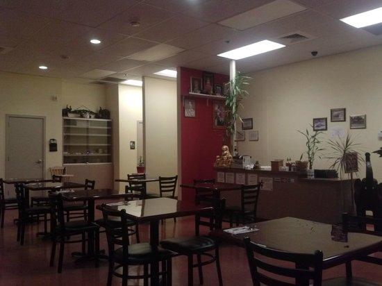 Aiyara Thai Cafe : Aiyara Interior Decor