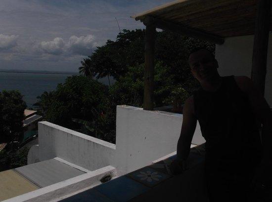 Hotel Pousada Natureza: Vista da suite mediterranea