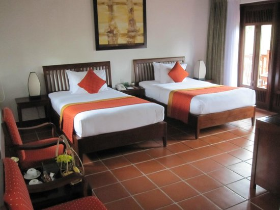 Hoi An Beach Resort: Nice and clean room