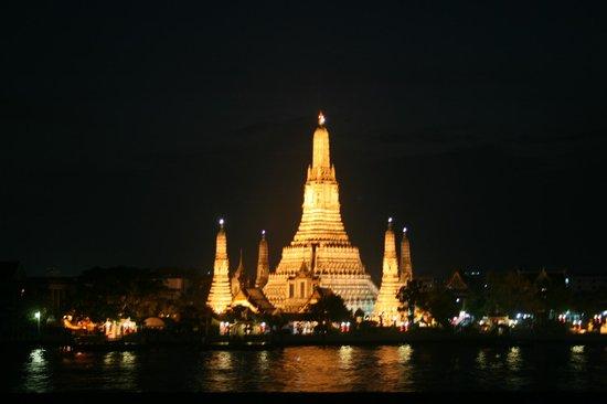 Arun Residence : night view