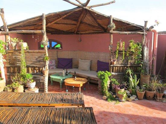 Casa Guapa de Tamuziga: the beautiful rooftop