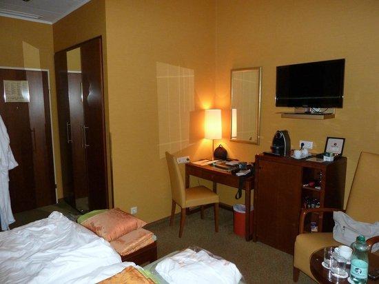 Hotel Das Tyrol: номер