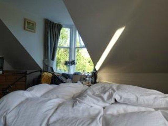 unterm dach picture of the mash tun aberlour tripadvisor. Black Bedroom Furniture Sets. Home Design Ideas