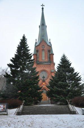 Catedral de Tampere: Кафедральный Собор