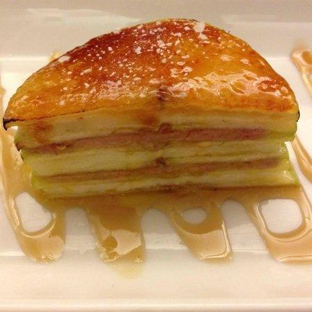 Solana Restaurante: Milhojas de foie