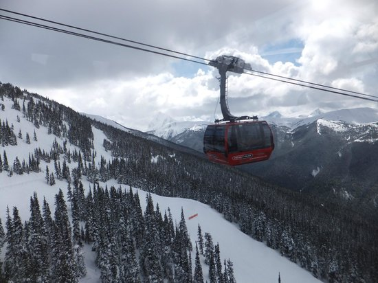 Whistler Blackcomb: Happiness