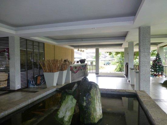 Sorowwa Resort & Spa: reception