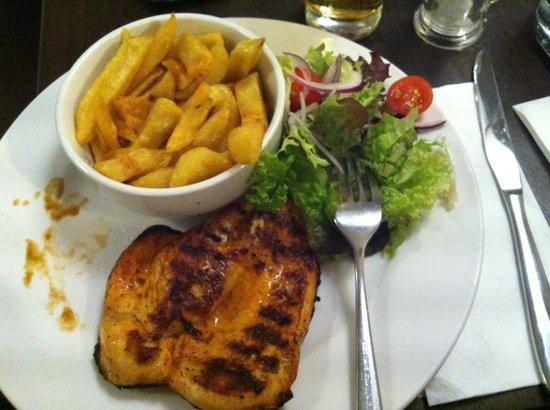The Plough Bar & Restaurant: Yummy!