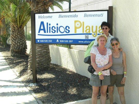 Alisios Playa : Ingresso