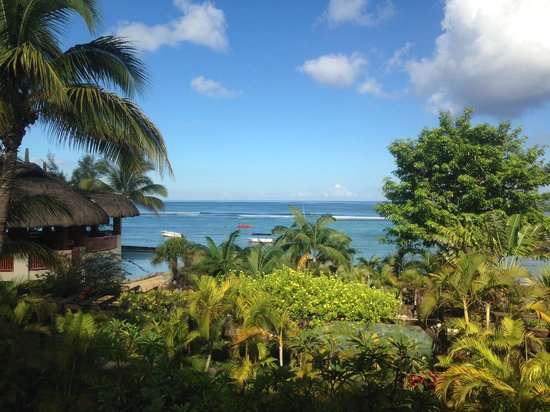 Le Meridien Ile Maurice: View - Conference Room Terrace