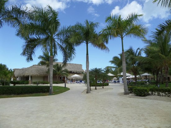 Memories Splash Punta Cana: Walkway