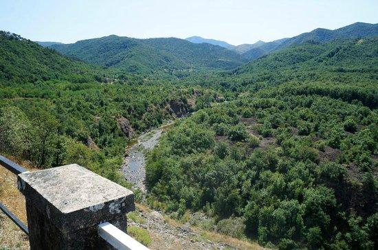 Province of Alessandria, Italien: Paesaggio Provincia di Alessandria- Il Gorzente