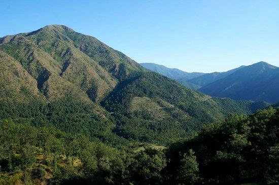 Province of Alessandria, Ý: Paesaggio Provincia di Alessandria- Monte Tobbio