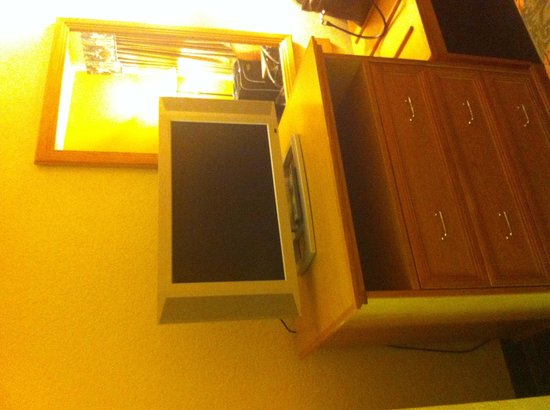 Ramada Florida City: Flat screen