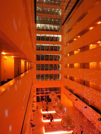 Hotel SU: Внутри отеля