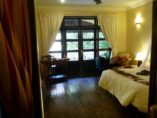 Pavillon d'Orient Boutique-Hotel: great room