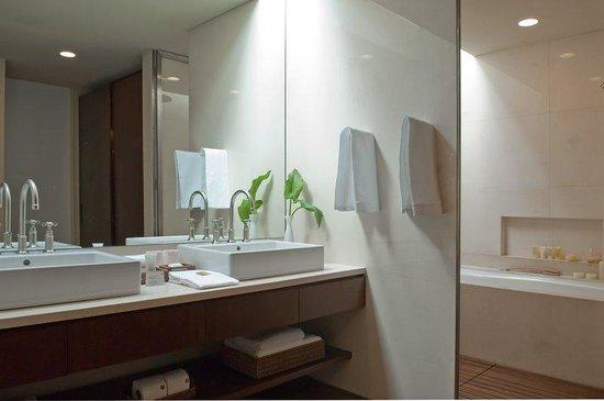 Hotel Fasano Punta del Este: Bathroom AJ
