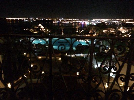 Rangoli : View from terrace